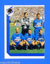 TUTTO CALCIO 1994 94-95 - Figurina-Sticker n. 302 - SAMPDORIA SQUADRA SX -New