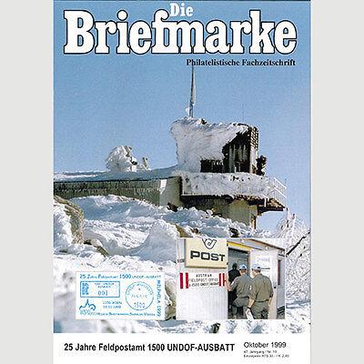 Nr.10/1999 Die Briefmarke 6|4| Feldpostämter