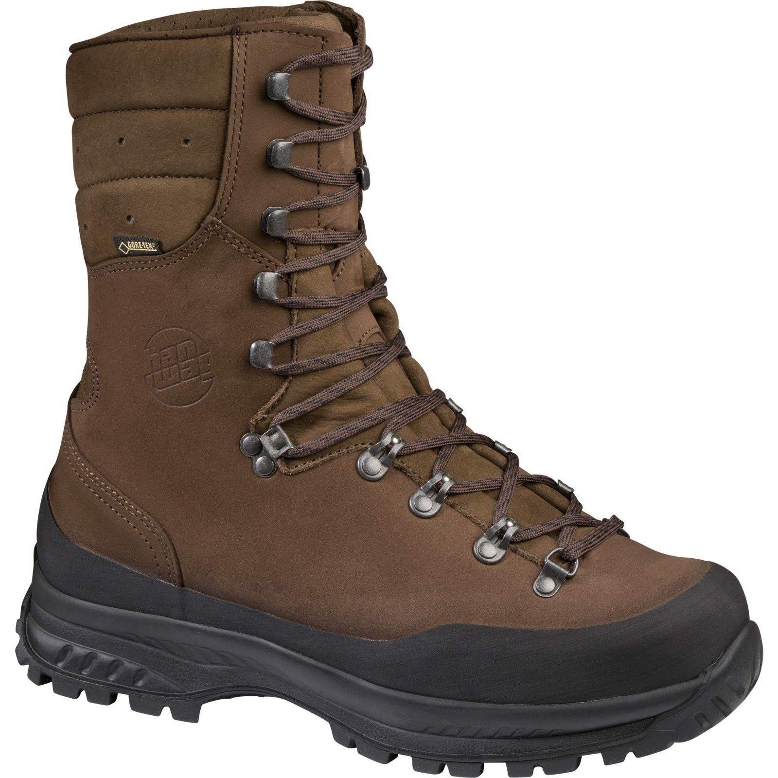 Hanwag Brenner Wide Lady GTX Brown Walking,Hiking & Trekking Boots (H23006)