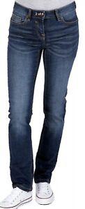NEXT-Womens-Denim-Blue-Mid-Rise-Jeans-Size-10-Long-Length-10L-10l