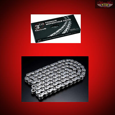 The ultimate chain for your Hayabusa Hayabusa Chrome EK 3D 530-120 chain