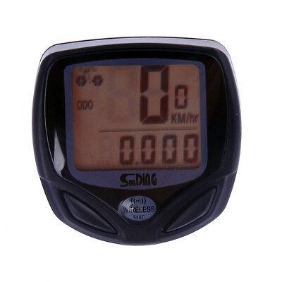 Sunding SD-548C Wireless Bike  High Quality Computer Odometer Speedometer