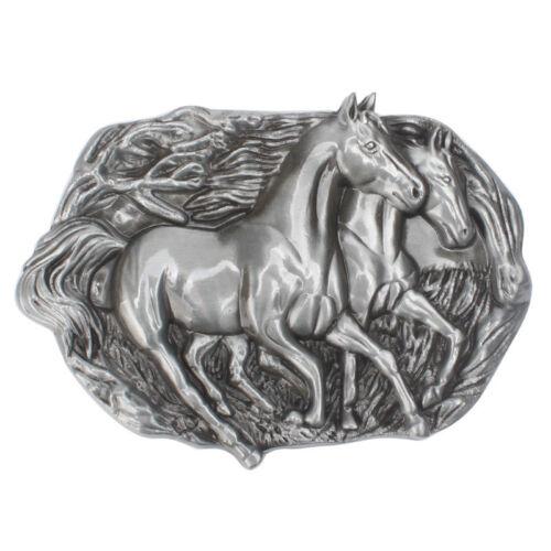 Horse Men/'s Big Boucles de ceinture Femmes Western Texa COWBOY RODEO Vintage Boucle de ceinture