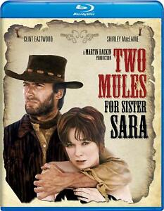 TWO-MULES-FOR-SISTER-SARA-BLU-RAY-REGION-B-AUS-CLINT-EASTWOOD-NEW-amp-SEALED