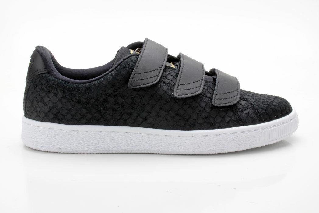 Puma Basket Strap ExoticSkin Wn's 362707 01 black