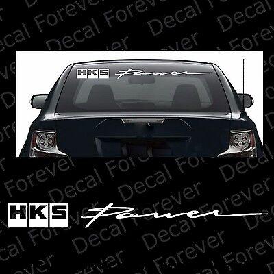 FORD RACING Mustang//No Background Die Cut Car Window Vinyl Decal Sticker FD003
