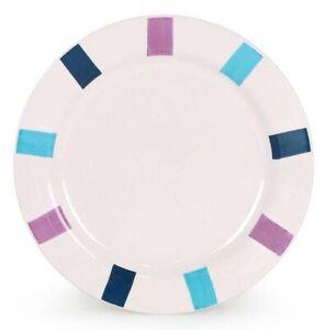 12x-PORCELAIN-Secreto-round-dessert-side-dinner-plates-20cm-PROMOTIONAL-PRICE