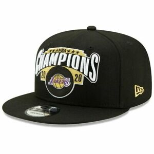 LOS ANGELES LAKERS 2020 NEW ERA NBA FINALS WORLD CHAMP ...