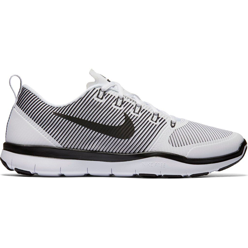 NIKE FREE TRAIN VERSATILITY Running Trainers Shoes Gym - () White