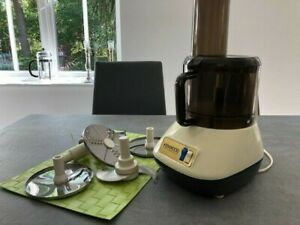 Kenwood Food Processdor DeLuxe A530C Complete, Hardly Used, Excellent Condition