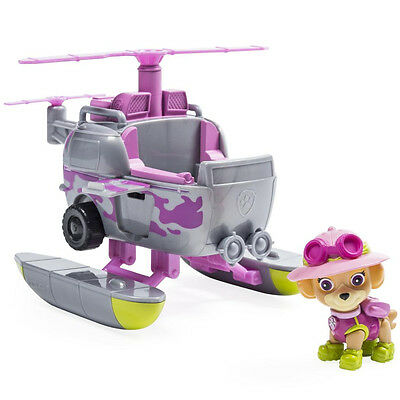 Paw Patrol Jungle Rescue - Skye's Jungle Copter, Kids Fun Interactive Toy