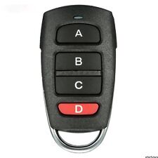 Universal Electric Gate Garage Door Remote Control Key FOB Cloning Cloner 433mhz