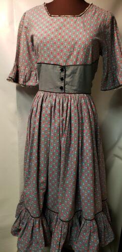 Vintage 40's Farm Dress