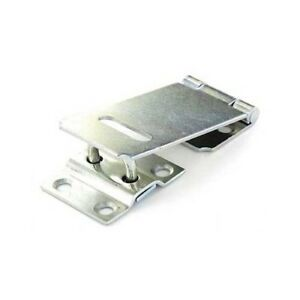 3 Safety Hasp and Staple