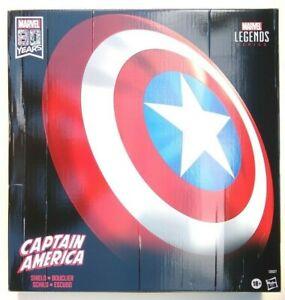 Marvel Legends 80th Captain America Shield Prop Replica Sealed