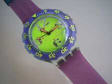 "SWATCH Scuba ""spray up"" + + merce nuova"