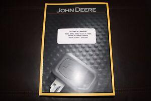 john deere 750c dozer service manual