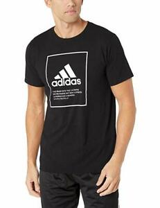 adidas-Men-039-s-Badge-Of-Sport-Box-Emblem-Graphic-Tee-DV1878