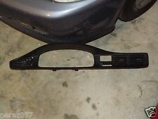 92-95 OEM Honda Civic EG EG9 EJ1 dash gauge cluster vent cover assembly bezel