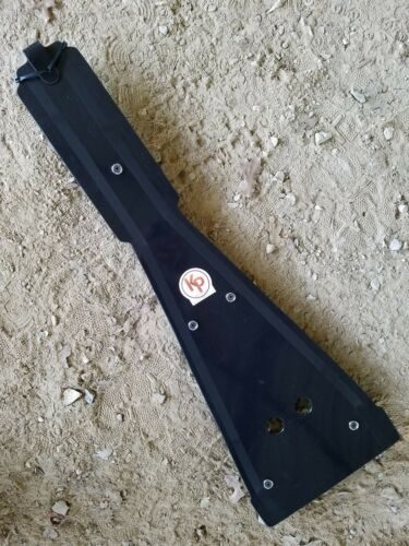 Kased Plates /'04-/'14 HONDA TRX450R 3MM BLUE Lifetime Warranty Frame Skid Plate