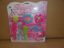 9 piece Beauty set. Girls toy. New carded. Delivery Guaranteed.
