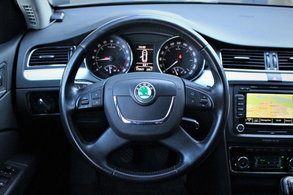 Skoda Superb 1,6 TDi 105 Comfort Combi GL Diesel modelår