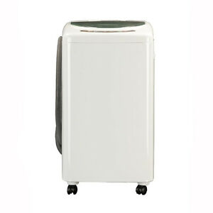 haier 1 0 cubic foot portable compact electronic wash machine white hlp21n 688057395517 ebay. Black Bedroom Furniture Sets. Home Design Ideas