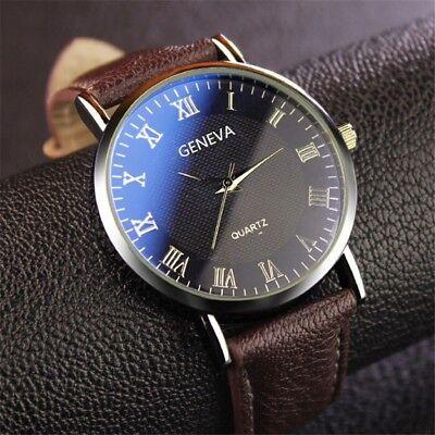 Men Watch Luxury Analog Quartz Watch Men Business Fashion Sport Wristwatch Band
