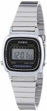 Orologio CASIO da donna LA670WEA-1EF Acciaio Piccolo Vintage Watch