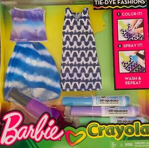 Barbie-Crayola-Tie-Dye-Fashions-Decorate-Your-Own-Blue-Purple-amp-Green