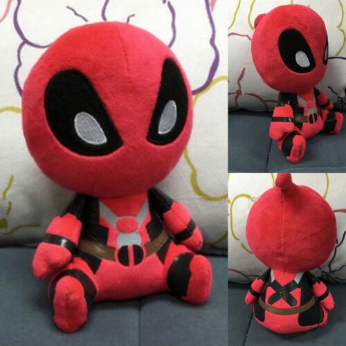 9/'/' Marvel Legends Deadpool Plush Doll Action Figure Stuffed Figurine Toys Gifts