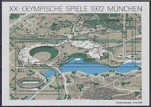Bund-Block-7-Olympiade-Muenchen-1972-postfrisch-MNH