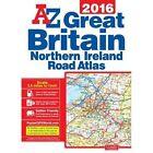 Great Britain Road Atlas: 2016 by Geographers' A-Z Map Co Ltd (Paperback, 2015)