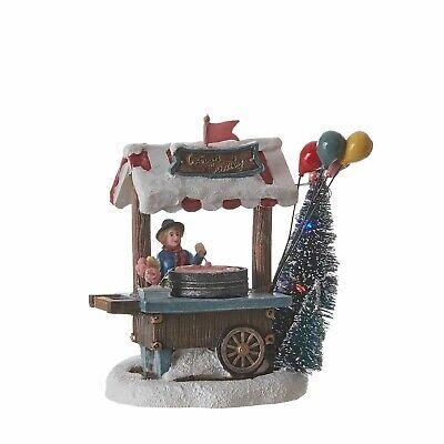 Kirmes Weihnachtsdeko LUVILLE Zuckerwatte Modellbau Weihnachtsdorf
