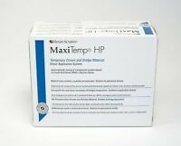 Henry Schein Maxitemp Hp Temporary Crown Bridge, Equivalent To Luxatemp Bleach