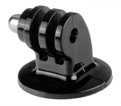 Tripod Mount 1//4 pulgadas trípode adaptador Black negro f denver acg-8050w