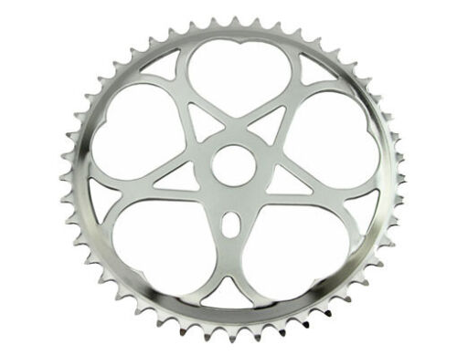 Lowrider Chainring Js-s46 46t 1//2 X 3//32 Chrome bicycle  Sprocket  137923