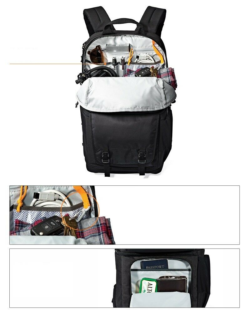 Lowepro Fastpack Bp 250 Aw Ii Lp36869 Ebay Photo Hatchback 16l Grey