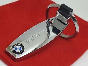 BMW Metal Beemer Logo METAL Keyring Key Chain Stylish LIMITED AVAILABLE UK