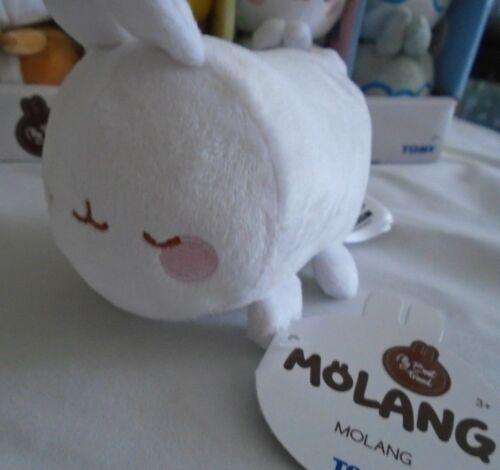 m1 Brand New Molang Plush-Blanc