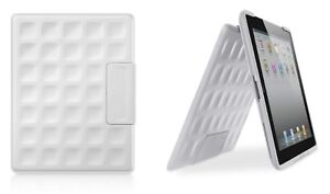 Belkin-iPad-4-3-2-Max-Folio-Stand-Case-Cover-Skin-Auto-On-Off-White-F8N606cwC01