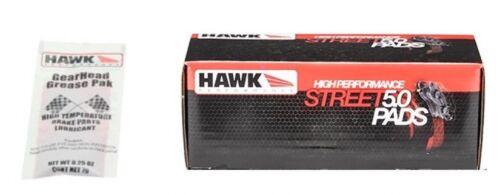Hawk HPS 5.0 Rear Brake Pads G37 FX50 350Z M37 M56 370Z Q50 Q60 Q70 Nismo Sport