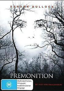1 of 1 - Premonition Sealed DVD    F5