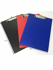clipboard office paper holder clip. image is loading set-of-2-clipboard-a4-size-with-pen- clipboard office paper holder clip l