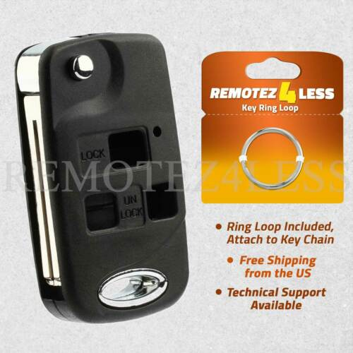 Shell Case Cover for 2001 2002 2003 2004 2005 2006 Lexus LS430 Entry Remote