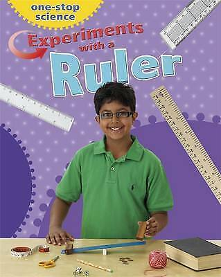 1 of 1 - Experiments With a Ruler (One-Stop Science), Royston, Angela, New Book