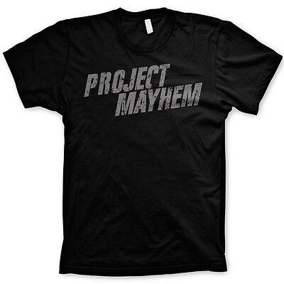 Project Mayhem tshirt funny tshirts graphic tees movie tshirts graphic tees