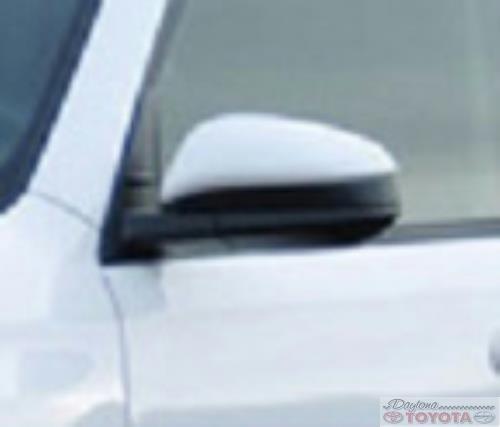 TOYOTA 4RUNNER RAV4 OUTER MIRROR COVER DRIVER/'S SIDE RED 87945-42160-D0