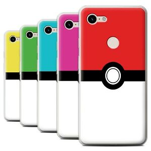 Gel-TPU-Case-for-Google-Pixel-3-XL-Pokeball-Anime-Inspired