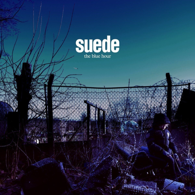 SUEDE THE BLUE HOUR - New CD Album - Pre Order 21/09/2018